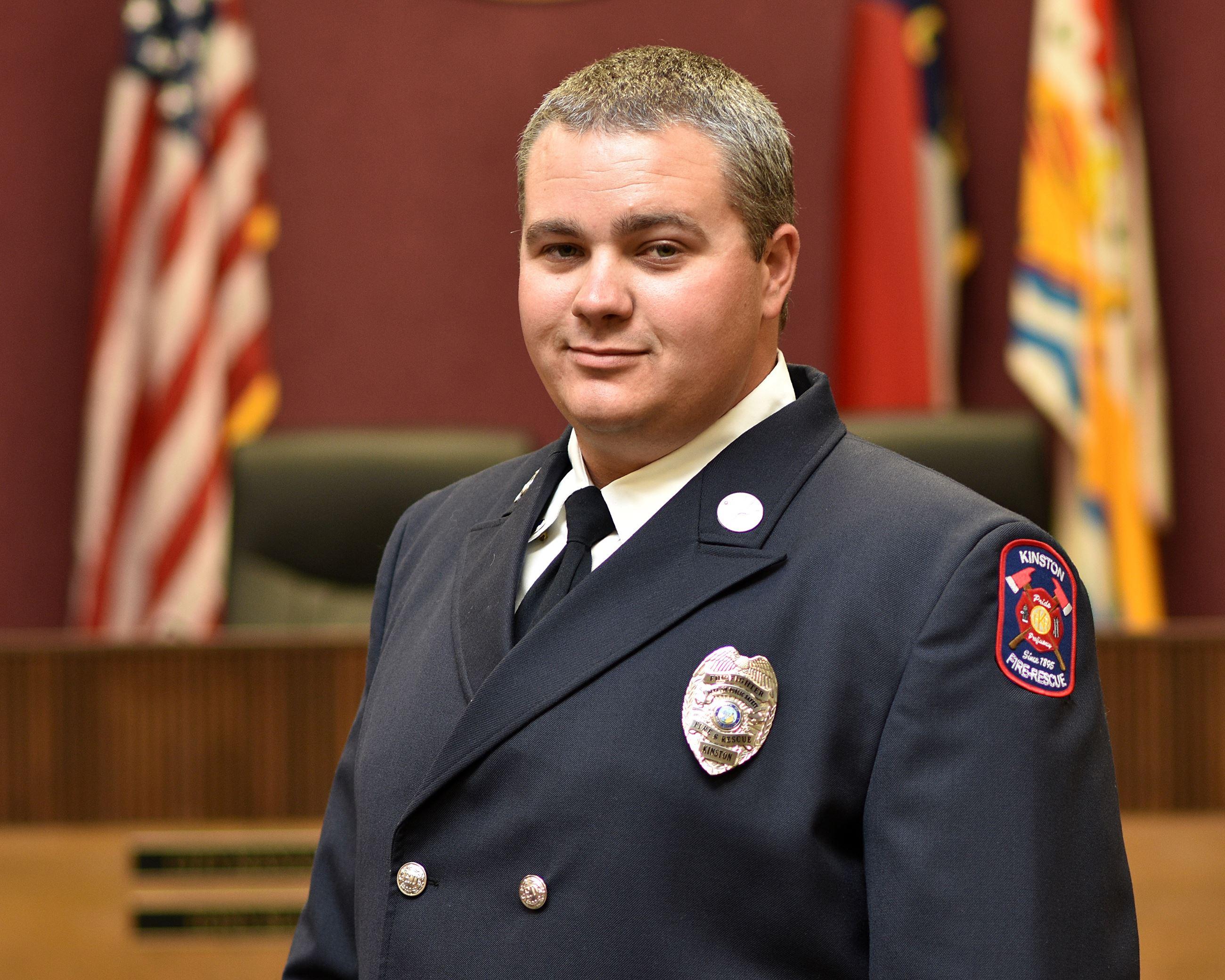 Fire Control Specialist I T. G. Foyles